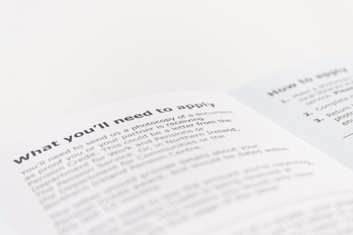 Why your landing pages should be like a whitepaper